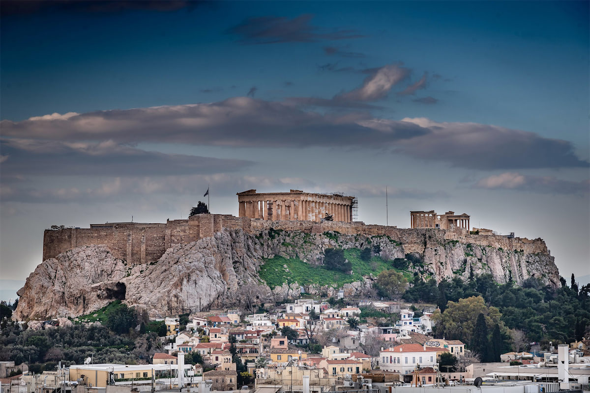 Csodás kiállítás nyílt Athénban